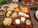 ULTIMATE CHEESE PLATE! BOOM!